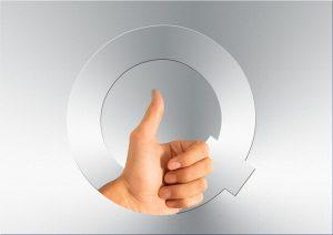 ISO 9001 minőségirányítási rendszer tanusítása